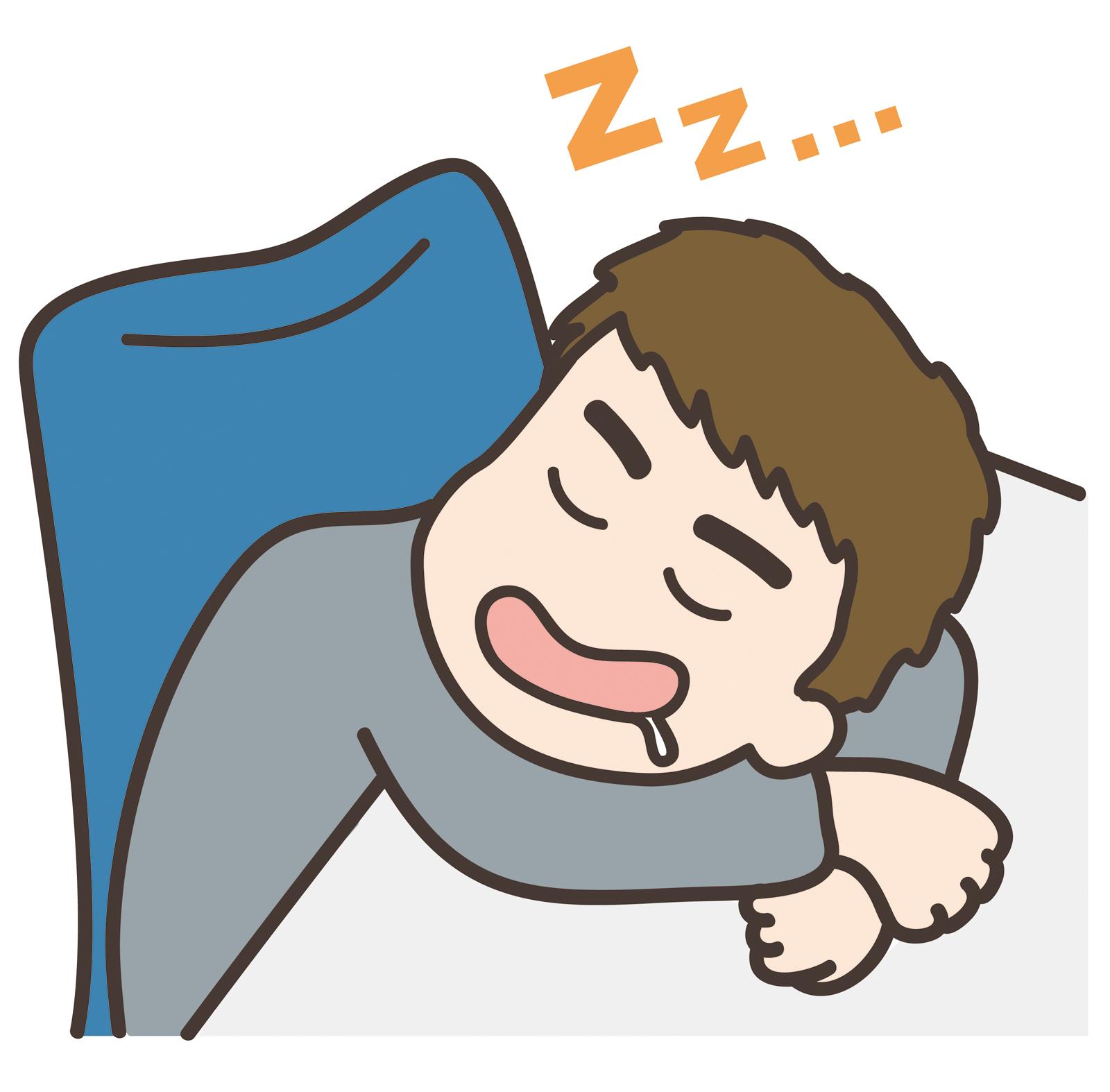 時間 仮眠